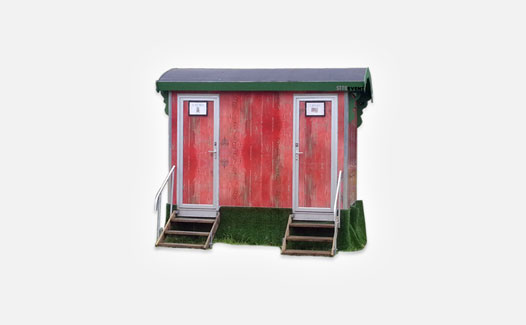 Themed Toilet Trailer Hire