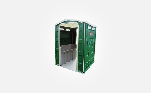 Urinal toilet hire Site Event
